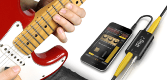 Test: IK Multimedia iRig 2, Gitarren-Interface