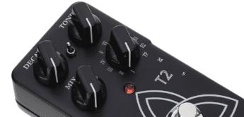 Test: TC Electronic T2, Effektpedal für Gitarre