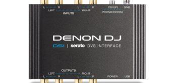 Test: Denon DS1, DVS-Interface