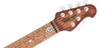 Test: Music Man JP15 QM SB, E-Gitarre