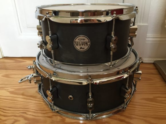 PDP Black Wax Snares