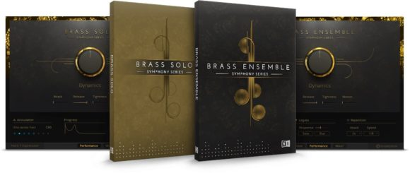 Die Symphony Series Brass Collection