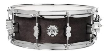 """Test: Drum Workshop PDP Black Wax Snare Drums """"14×5,5 und """"12×6"""