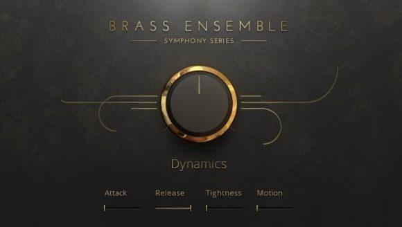 Die Dynamics sind beim Ensemble etwas anders als beim Brass Solo