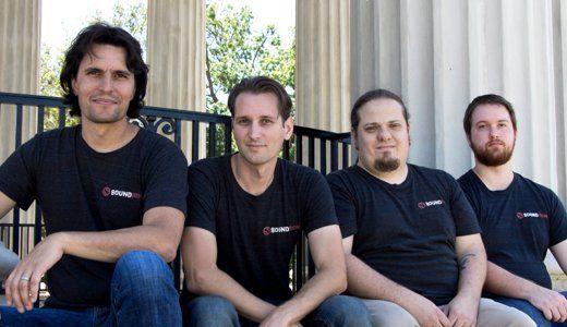 Die vier Jungs von Soundiron