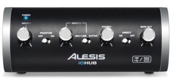 Alesis iO Hub