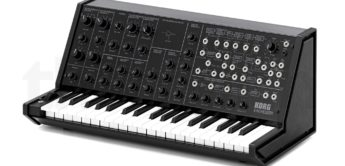 Korg MS-20 mini Lesertest