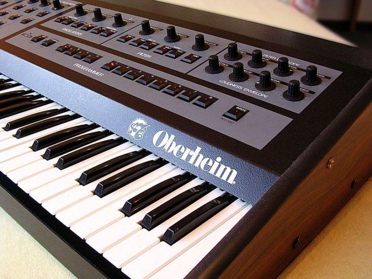 Oberheim OB-X, Analogsynthesizer