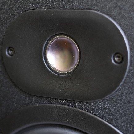 invertierter Aluminium Hochtöner im Focal Alpha 65