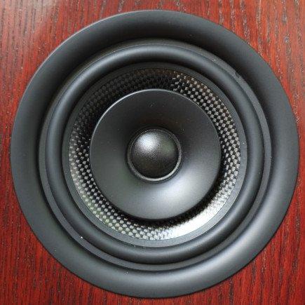 Koaxial-Treiber für Hoch- und Mittelton im M-Audio M3-8