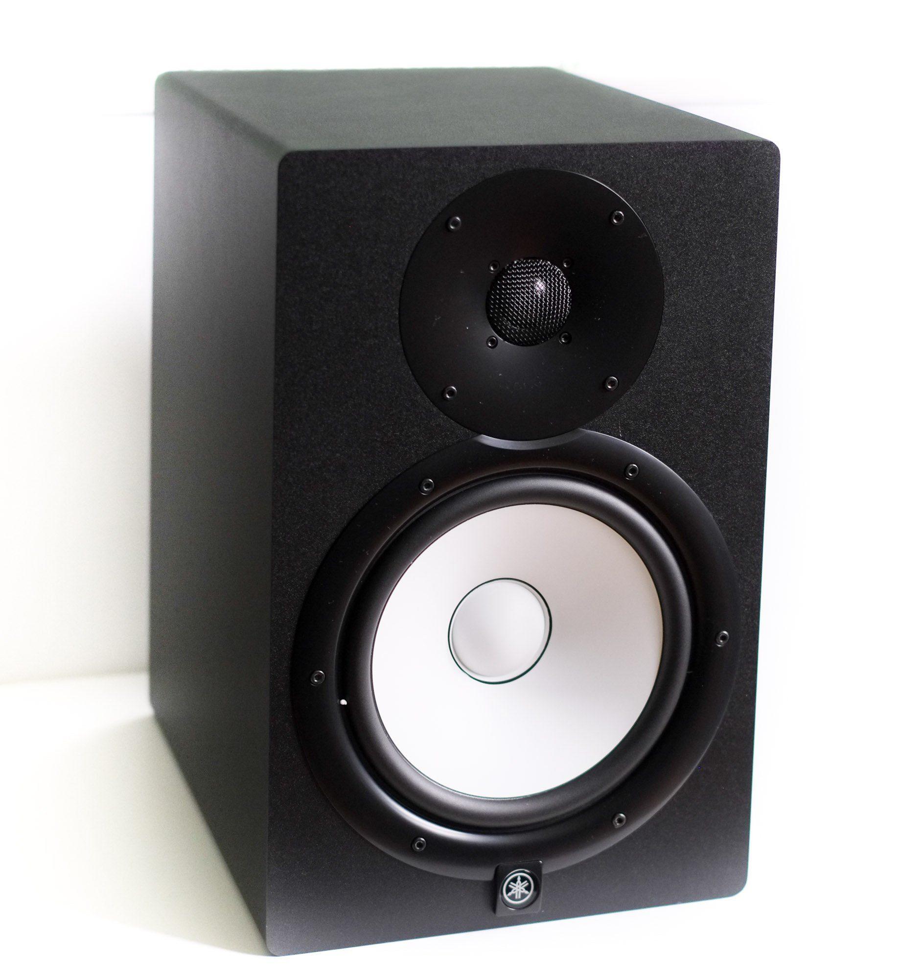 vergleichstest studiomonitore yamaha hs 8 krk rokit 8 g3. Black Bedroom Furniture Sets. Home Design Ideas