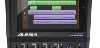 Test: Alesis iO Mix, iPad Mischpult
