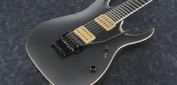 Test: Ibanez JBM100 BK Jake Bowen, E-Gitarre