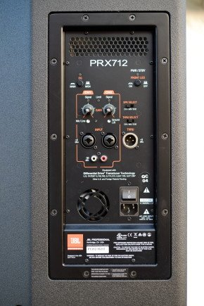 PXR 712 Rückseite