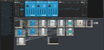 Test: Native Instruments Reaktor 6, Software-Synthesizer