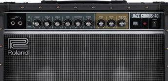 Test: Roland JC-40, Gitarrenverstärker