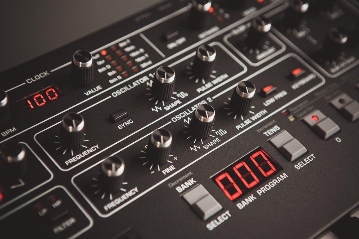 Prophet 6 Oscillator Section