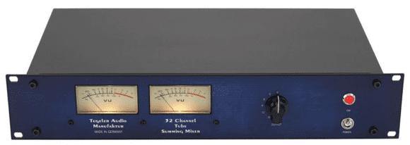 Tegeler Audio TSM - Front 1