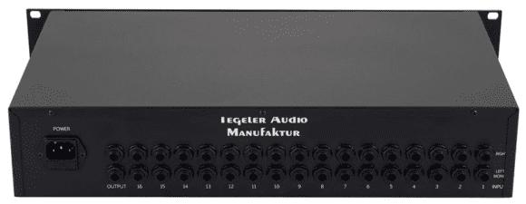 Tegeler Audio TSM - Rueckseite