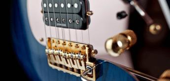 Test: Blade RH-4 Classic OB, E-Gitarre