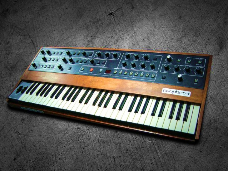 Reportage Sequential Circuits Prophet-5