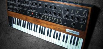 Blue Box: Sequential Circuits Prophet-5, Analogsynthesizer
