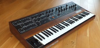 Blue Box: Sequential Circuits Prophet-5, Analogsynthesizer (1978)