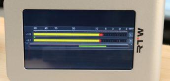 Test: RTW TM3-Primus, Meteringtool