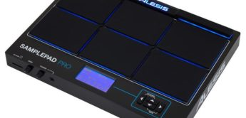 Test: Alesis Samplepad Pro, E-Drum Pad