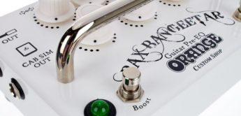 Test: Orange Bax Bangeetar, Effektgerät für Gitarre