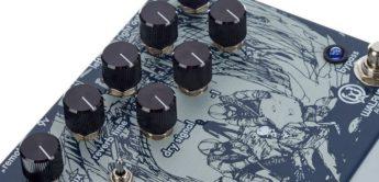 Test: Walrus Audio Descent, Hallpedal für Gitarre