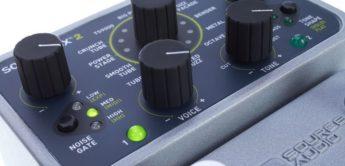 Test: Source Audio Soundblox 2 OFD Guitar microMODELER, Effektgerät für E-Gitarre