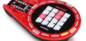 Test: Casio XW-PD1, Groovebox