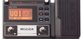 Test: Mooer GE100, Effektgerät für Gitarre