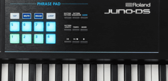 Test: Roland Juno-DS61 & DS88, Synthesizer Workstation