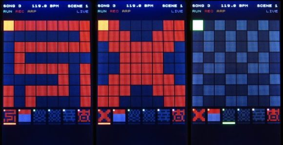Kilpatrick Audio Carbon screens