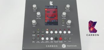 Top News: Kilpatrick Audio Carbon, Stepsequencer