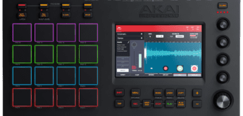 Top News: Akai MPC Touch, Touchscreen Controller