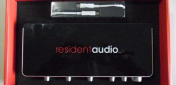 Test: Resident Audio T4, T2, Thunderbolt Audiointerface