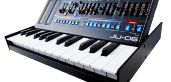 Test: Roland JU-06 Boutique, VA-Synthesizer