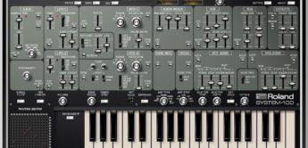 Test: Roland System-100 Plug-Out für System 1/1m
