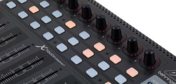 Test: Behringer X-Touch Compact, DAW-Controller