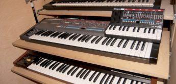 Test: Roland JU-06 Boutique, VA-Synthesizer