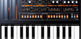 Test: Roland JP-08 Boutique, VA-Synthesizer