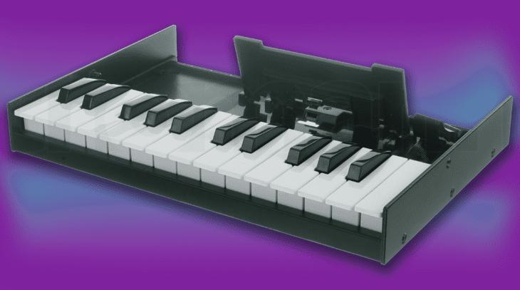 Roland Boutiquew K-25 Tastatur