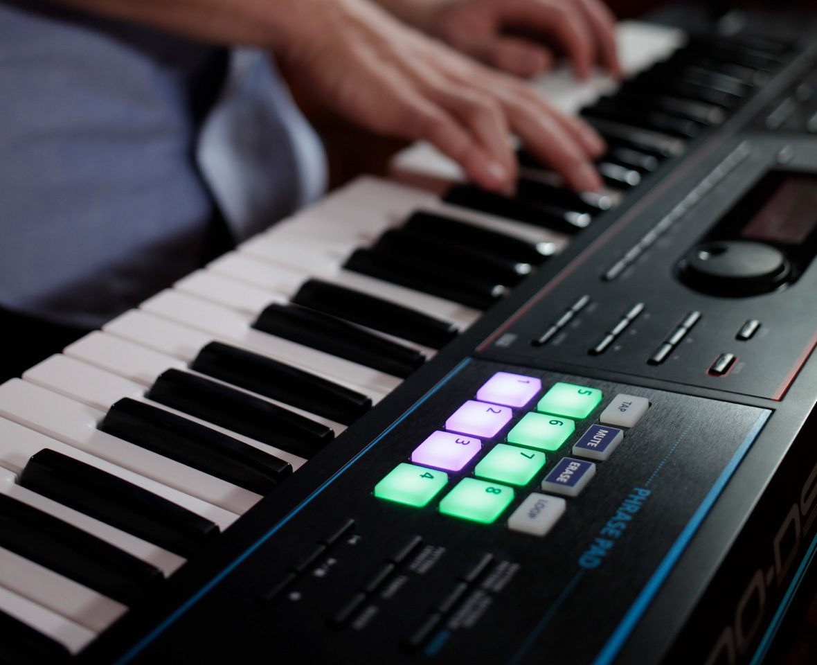 Test: Roland Juno-DS61, DS76 & DS88, Live-Synthesizer