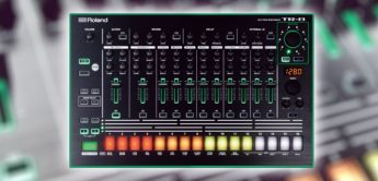 Test: Roland TR-8 Virtuell Analog Drumcomputer