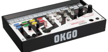 TOP NEWS: Korg Volca Sample OK Go, microKEY-Air, microKey 2