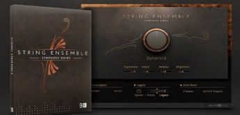 Test: Native Instruments String Ensemble, Sound Library