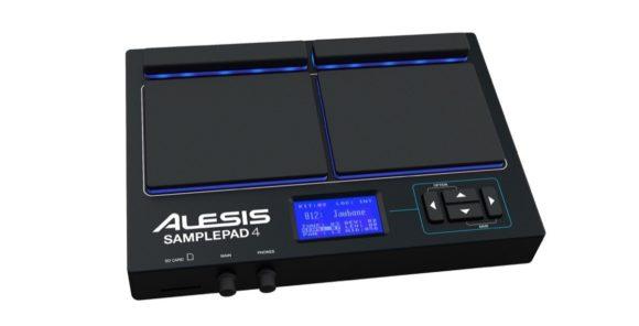 Alesis SamplePad 4 top